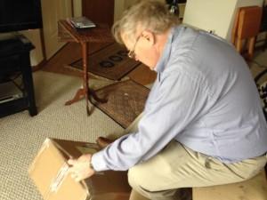 attack on box