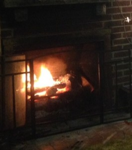 cropped fireplace