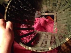 basket no bottom