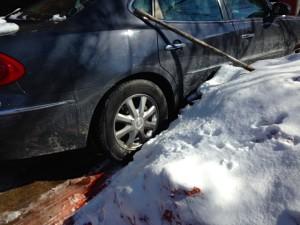 snow mulch